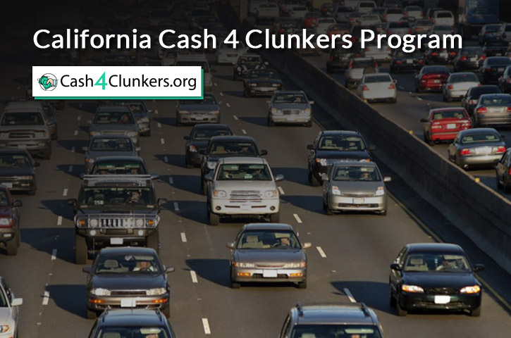 California Cash 4 Clunkers Program